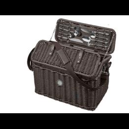 Mercedes Benz Original Picknick Korb mit Kühltasche Komplettausstattung Neu